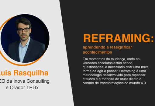 Reframing - Ressignificando acontecimentos